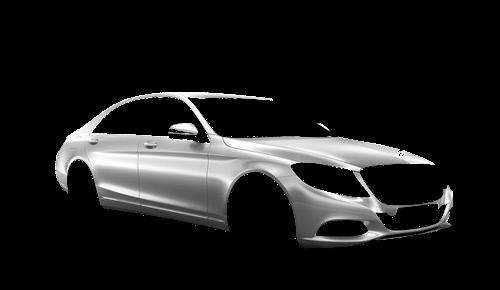 Цвета кузова S-Class (W222)
