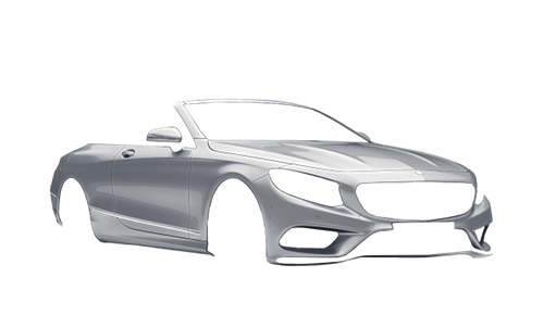 Цвета кузова S-Class Cabriolet (A217)